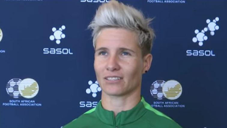 Captain Janine van Wyk
