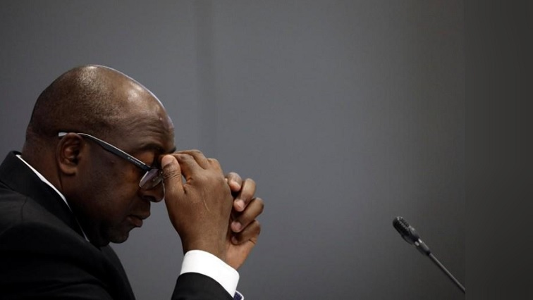South Africa's Finance Minister Nhlanhla Nene