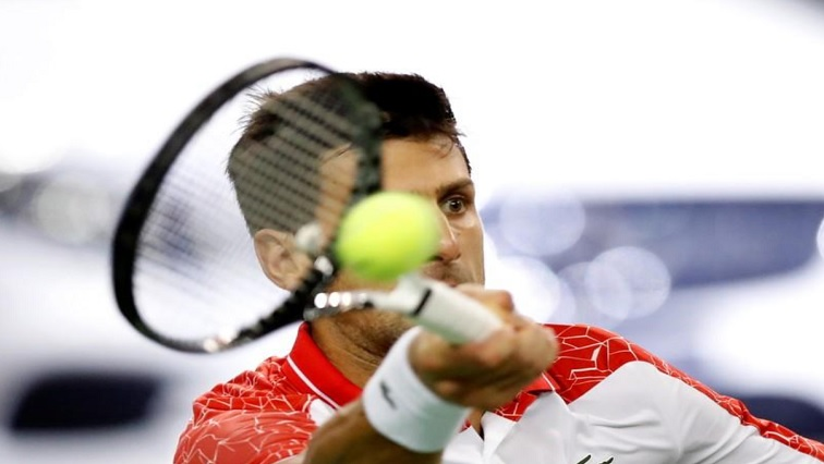 Djokovic makes winning return in Shanghai - SABC News - Breaking news, special reports, world, business, sport coverage of all South African current events. Africa's news leader.