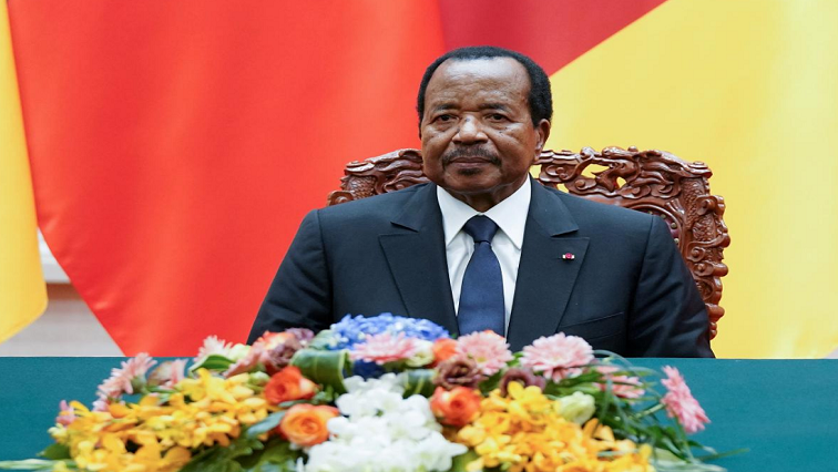 SABC News Paul Biya REUTERS