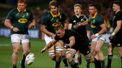 Boks during a match