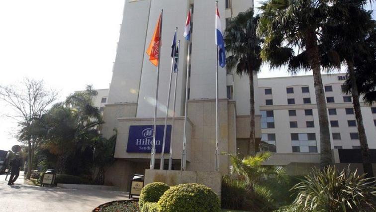 Sandton Hilton hotel