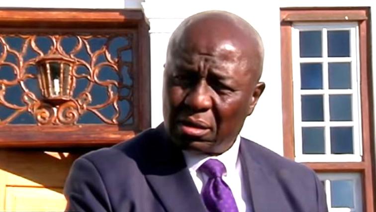 Justice Dikgang Moseneke