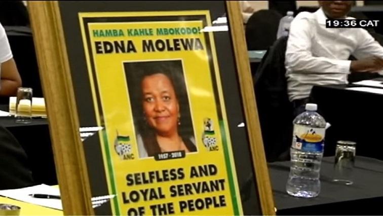 Edna Molewa
