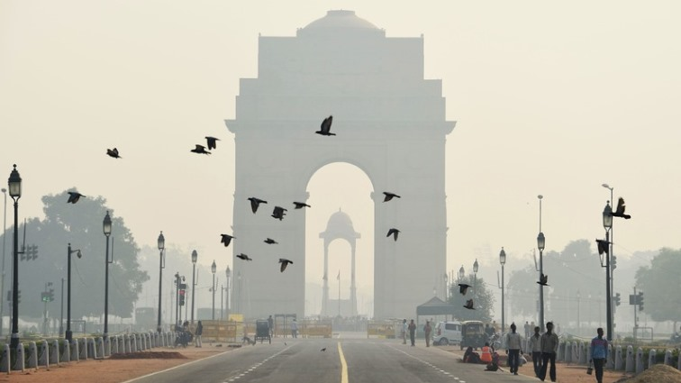 SABCNews Delhi pollution AFP