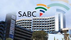 SABC building and logo