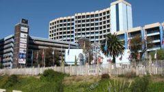 The SABC precinct in Auckland Park