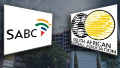 SABC and SAFA logos