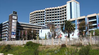 The SABC precinct in Auckland Park