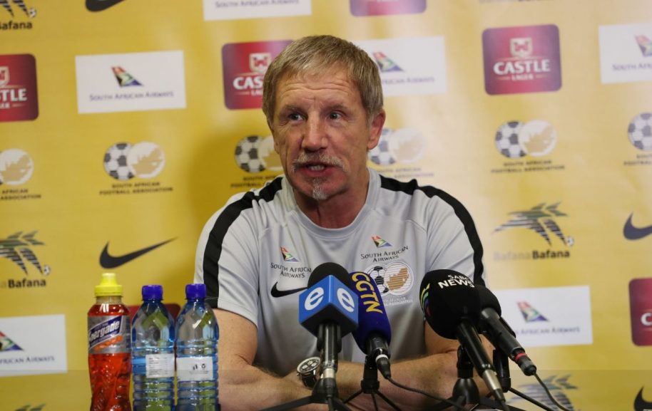 stuart baxter @babfanabafana 914x577 - Baxter remains optimistic despite difficult Afcon draw