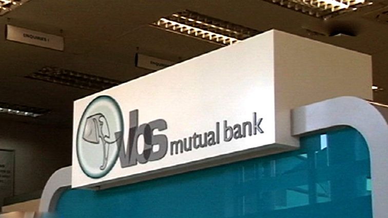 Part of a branch of VBS bank