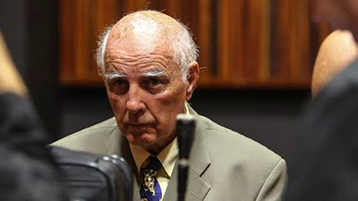 Bob hewitt reuters - 'Hewitt's victims deserved due consideration in parole decision'