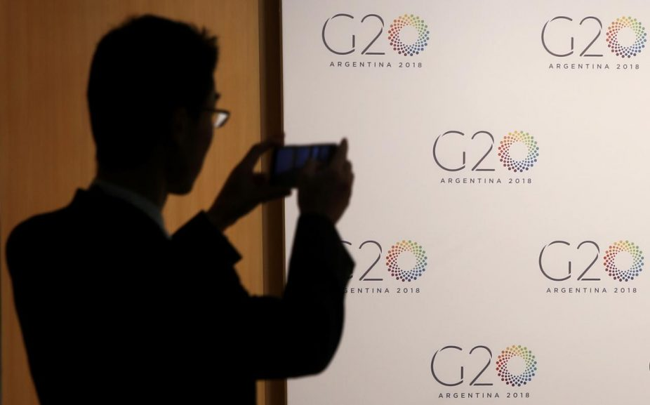 G20 926x577 - G20 must tackle root causes of trade tensions that threaten growth: EU