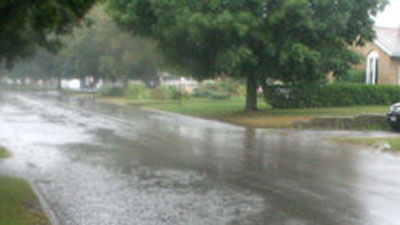 Heavy rainfall - Cape Town disaster management monitoring impact of cold weather conditions