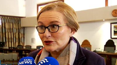 Helen Zille appointed as DA's head of Knysna