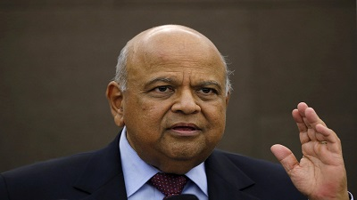 Gordhan, Public Protector, Pillay, Retirement package.