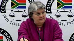 Former Public Enterprises Minister Barbara Hogan