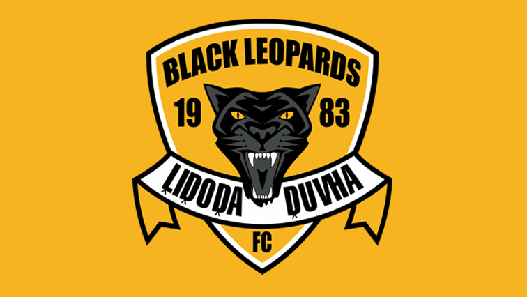 Black Leopards emblem.