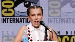 Millie Bobby Brown is 14 years old.