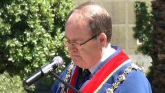 Deputy mayor Ian Neilsen