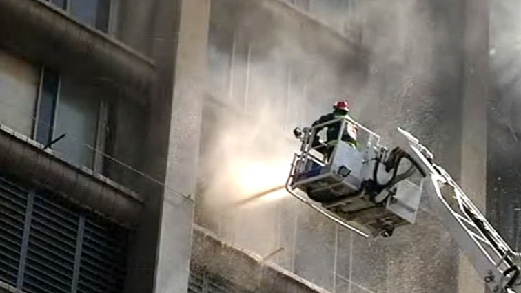 Lisbon building firefighters discharged from hospital - SABC News - Breaking news, special reports, world, business, sport coverage of all South African current events. Africa's news leader.
