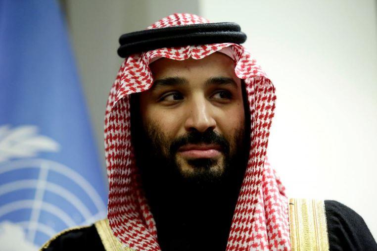 SABC News – Mohammed bin Salman (R)