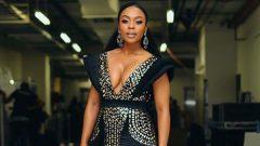 Actress Nomzo Mbatha