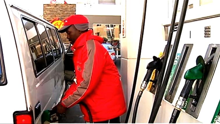 A petrol attendant