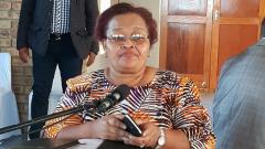 Northern Cape Premier Sylvia Lucas