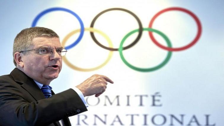 Thomas Batch of the IOC