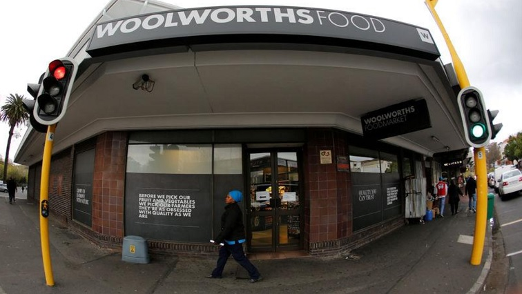 A Woolworths store