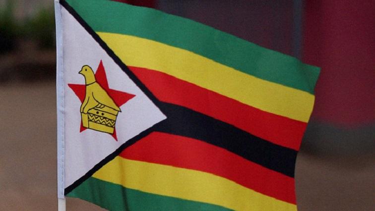 Zimabwe Flag