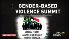 Gender based violence summit