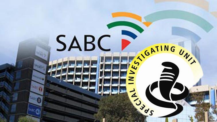SIU and SABC logos
