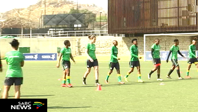 Bantwana played goalless draw against Mexico.A