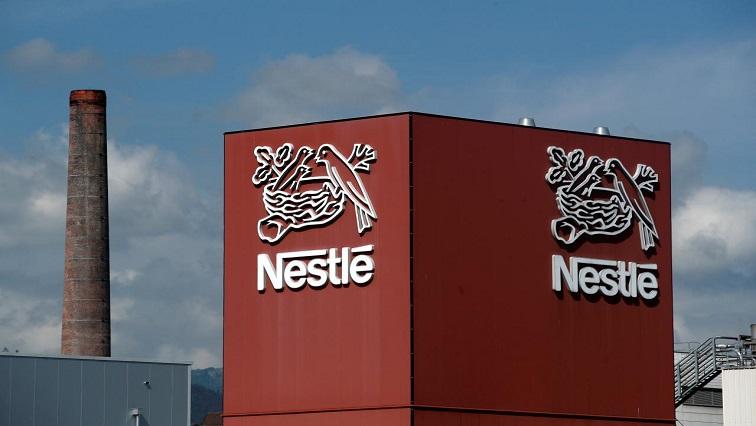 A Nestle logo