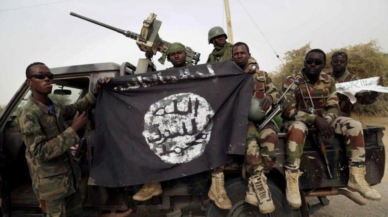 Boko Haram soldiers