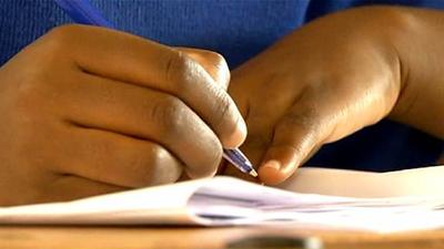 MatriculantsP4 - Matric exams off to a smooth start in KwaZulu-Natal