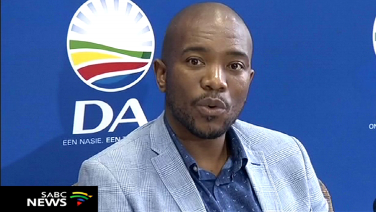 Maimane calls for 'reconciled and just' South Africa - SABC News - Breaking news, special reports, world, business, sport coverage of all South African current events. Africa's news leader.