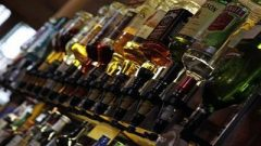 Picture of alcohol.