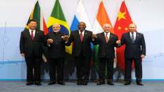 BRICS member countries leaders