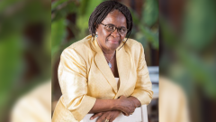 Botswana Minister of Foreign Affairs Dr Pelonomi Venson Moitoi
