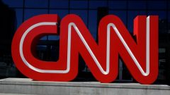 The CNN Headquarters is pictured in Atlanta, Georgia, U.S