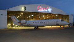 CemAir plane