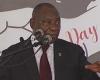 Ramaphosa warns to tread carefully on land issue