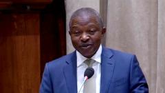 Deputy President David Mabuza
