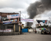 Electoral material destroyed in DRC warehouse fire
