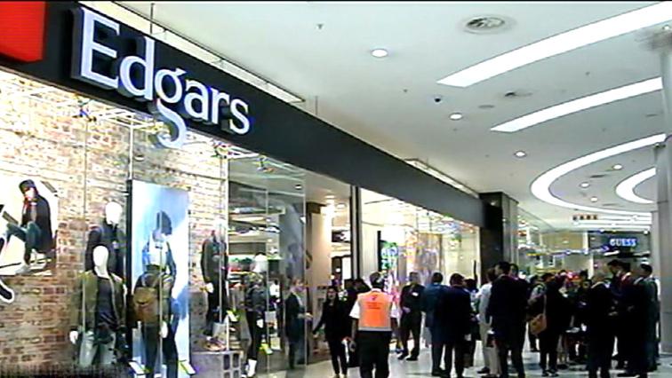 Edgars clothing store