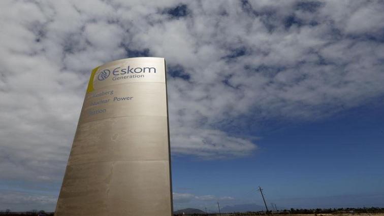 Power utility Eskom