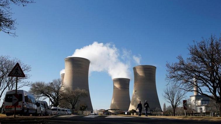 Eskom power station